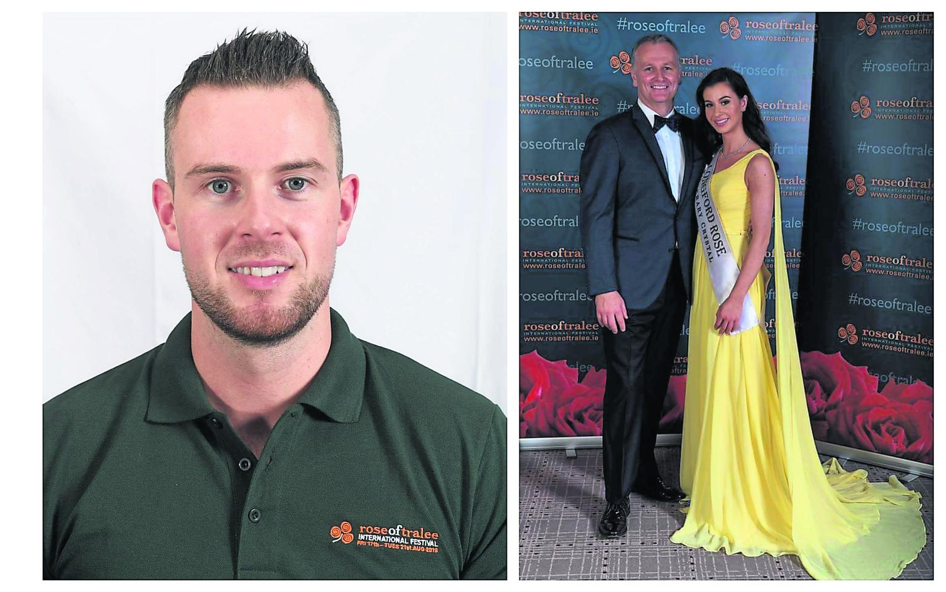 Longford man to line up as one of 57 Rose of Tralee escorts