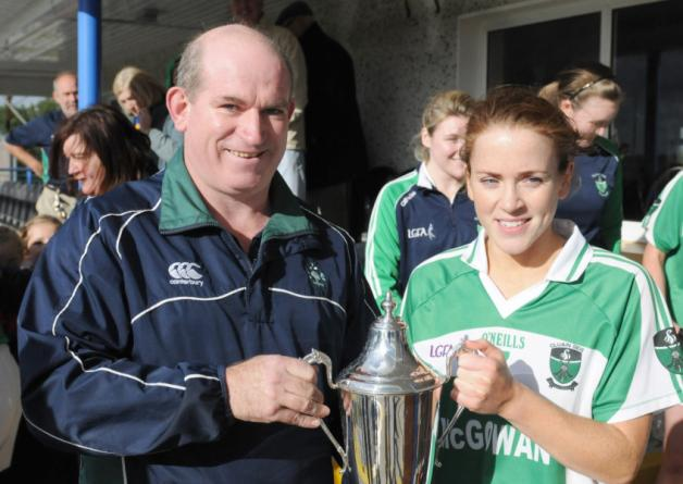 Clonguish ladies crowned senior county champions - Longford Leader