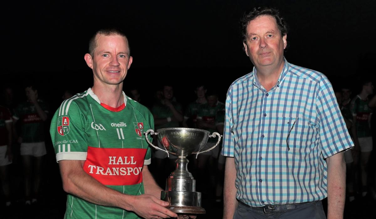 Colmcille win the 2020 Longford Division 1 football league title - Longford Leader