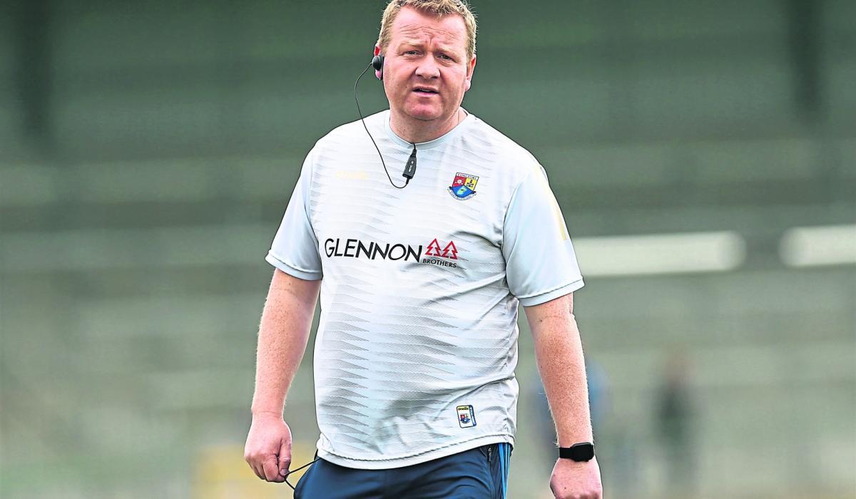 Longford senior hurling manager Derek Frehill stepping down - Longford Leader