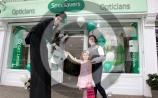 GALLERY: Eyes and ears on Specsavers Longford as store launches Hearcare Service