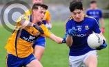 Longford minors crash to comprehensive defeat against Clare