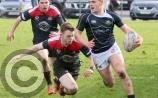 Longford Rugby Club win the Leinster League Division 2A title