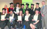 Longford Women's Link graduation ceremony on International Women's Day
