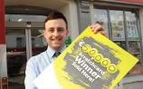 Longford family wins €50,000 on a Lanesboro-bought scratch card