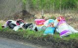 Longford's illegal dumpers may see fines taken from income