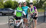 Three Province Cycle to raise funds for St Christopher's Services, Longford