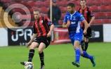 Longford Town v Waterford FC