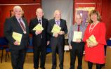 Launch of Teathbha at Longford Co Library