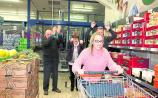 Laura grabs lots of goodies in Lidl Longford trolley dash
