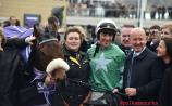 Watch: Longford owner Philip Reynolds 'in pieces' after Presenting Percy lands mind blowing Cheltenham victory