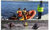 Longford Scuba Divers assist in recovery of woman's body from River Shannon in Tarmonbarry
