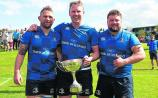 Longford players star in Leinster Interprovincial Junior rugby triumph