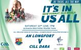 Competition: Win tickets to Longford v Kildare All-Ireland SFC qualifier clash
