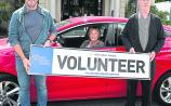 New Volunteer Driver Service for Longford cancer patients launched