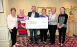 Newtowncashel man Conan Casey raises €12k for Longford Hospice