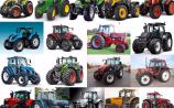 VOTE: It's time to crown Longford's favourite tractor in honour of the Ploughing