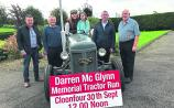 Darren McGlynn Tractor Run