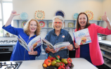 The Alzheimer Society of Ireland Launches New Collectible Cookbook 'A Taste to Remember' to Mark World Alzheimer's Day 2018