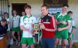Emmet Óg Killoe create history as they defeat Mostrim / Sean Connolly's in inaugural Longford U-20 Championship Final