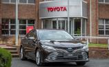 Longford Leader Motoring: The sleek popular Toyota Camry is back in Ireland