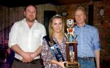 GALLERY  Eimear retains Queen of the plough crown  in Bunlahy