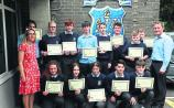 GALLERY| Templemichael college host their annual student awards