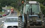 Tractor impounded after gardaí discovered it had not been taxed or insured in 15 years