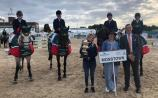 Glory for Longford's Mosstown Riding Club at  Dublin Horse Show