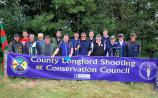 County Longford clay shoot on Sunday in Kenagh