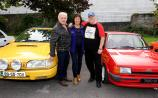 GALLERY| Plenty of colour and style at the Longford vintage club car run