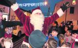 Bumper weekend for Arva as newly renovated hall opens and Santa visits