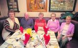 PICTURES   Drumlish Senior Citizens party goes down a treat with local community