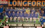 'Happy days are here again' - Longford's 2000 O'Byrne Cup Final triumph over Westmeath