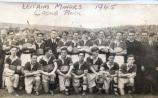 Sadness at death of last member of Leitrim Minor team of 1945, Cyril Cassidy