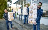 Feed The Heroes delivers 36,000 meals to Irish frontline workers