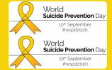 Longford reflection ceremony to mark World Suicide Prevention Day #WSPD2020