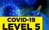 Less than five new cases of Covid-19 in Longford according to latest NPHET figures