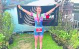 Longford's Fiona Gallagher sparkles at gruelling Ironman New Zealand event