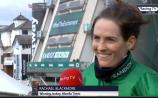 HISTORIC: Rachael Blackmore makes sporting history by becoming first female jockey to win Aintree Grand National