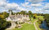 Kildare Property Watch: Gothic Revival grandeur on the banks of the Liffey