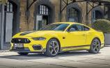 Iconic Ford Mustang Mach 1 debuts at Goodwood