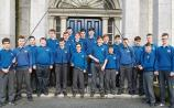 Mel's students hooked on school's new fishing club