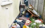 Residents demand action at Gleann Riada estate