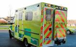 Ambulance call-out times fall short of target