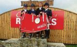 Eventing title for Longford pony club