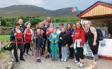Longford slimmers take on Croagh Patrick