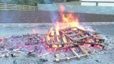 Safety advice: Don't light bonfires and stay away from fireworks this Halloween