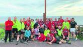 Malin to Mizen charity cycle in memory of Longford's Donal and Dearbhla Considine a huge success