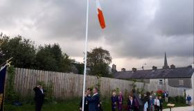 Photo Gallery:  Longford remembers those who died in World War 1 during commemorations at the Garden of Remembrance